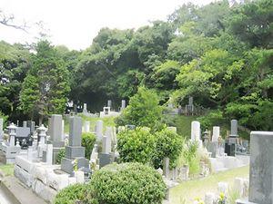 横須賀市営 馬門山墓地_10015