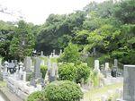 横須賀市営 馬門山墓地