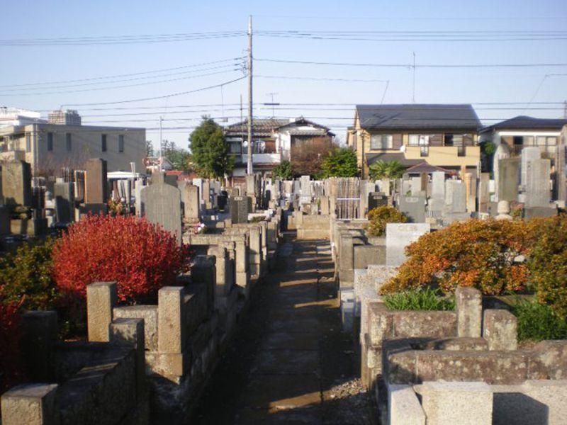 観蔵院墓苑_10209