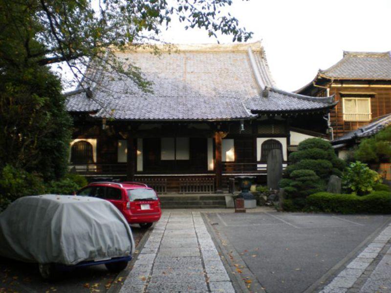 曹洞宗 大智山 海蔵寺