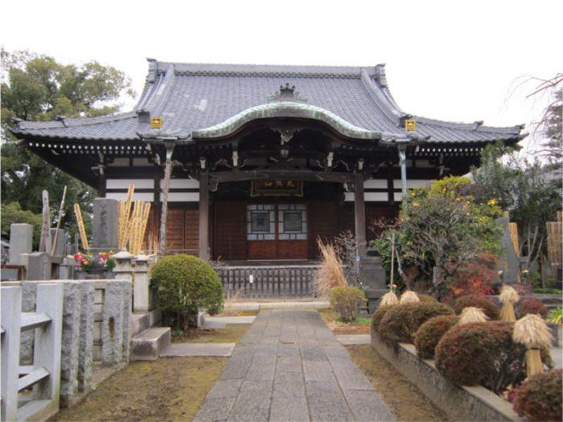 日蓮宗 江久山 感應寺(通称:蓮光院)_10348