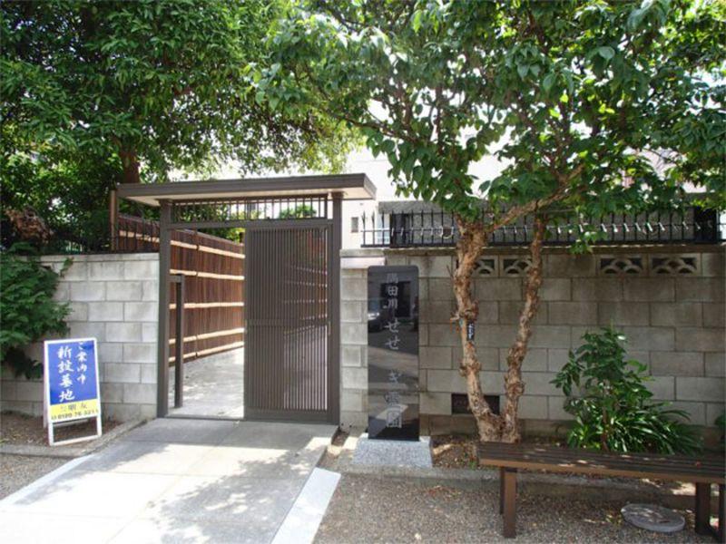 隅田川せせらぎ霊園_10531