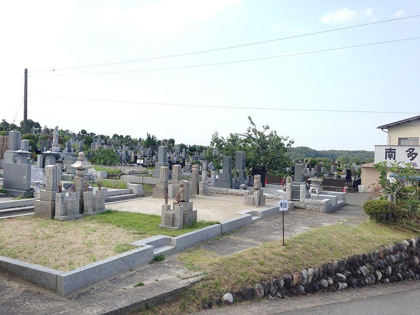 南多摩霊園12