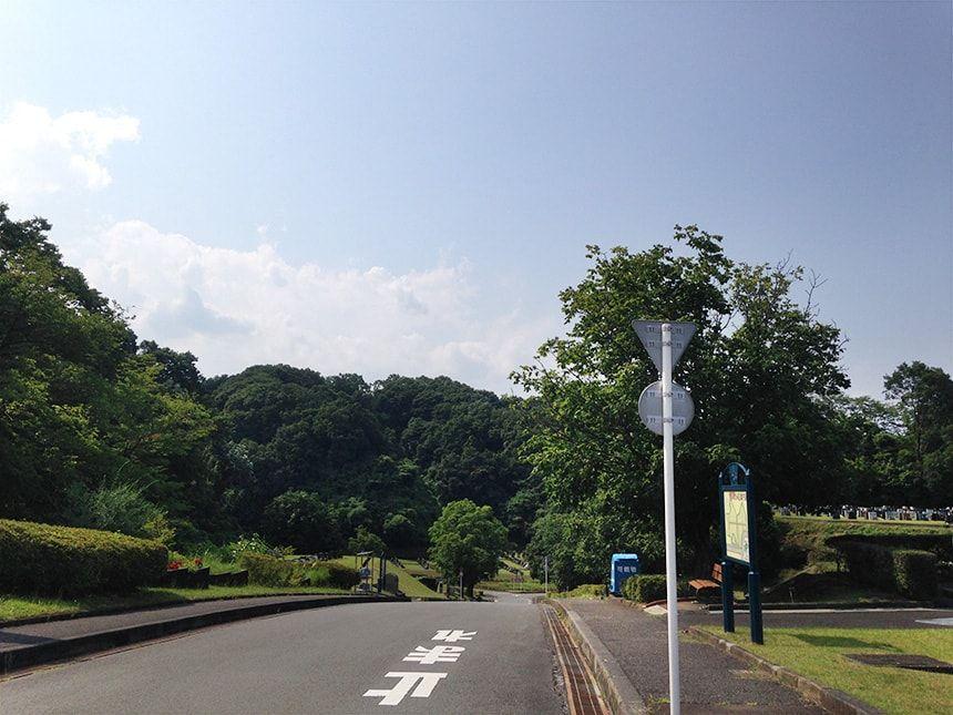 八王子霊園15