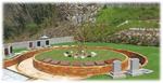 鞆の浦「ばら霊園」