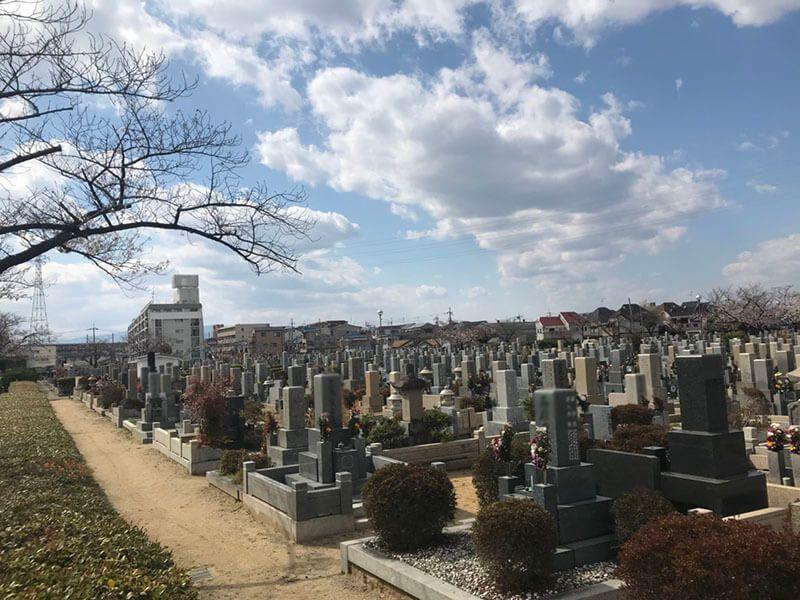 尼崎市営 弥生ケ丘墓園_10826