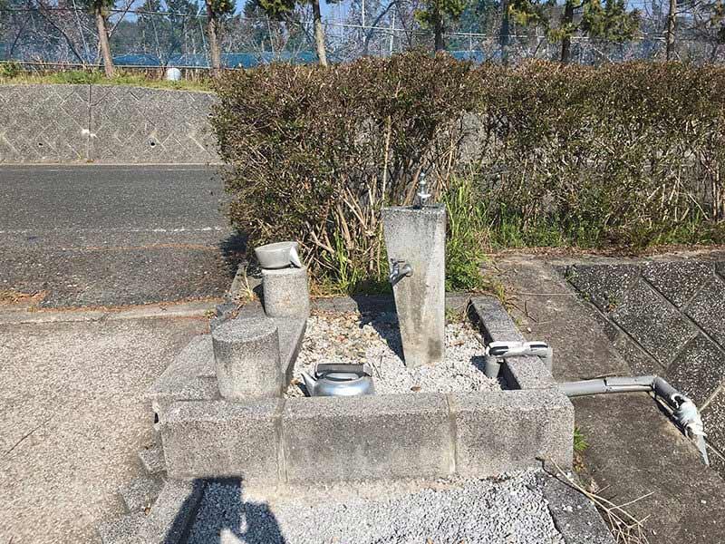 総社市営 新長砂墓地_10837