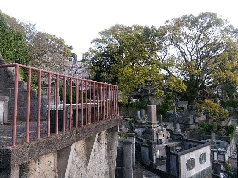 長崎市営 坂本国際墓地_10910