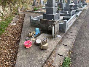 さぬき市営 北野間墓地公園_10967