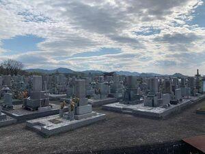 さぬき市営 尾崎墓地公園_11038