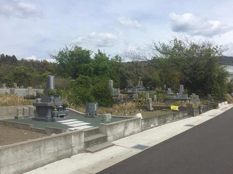 安芸市営 伊尾木墓地公園