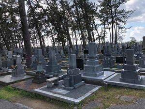 白山市営 美川墓地公苑_11191
