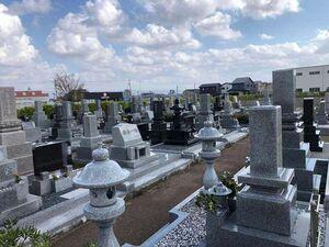 能美市営 根上翠ヶ丘墓園_11195