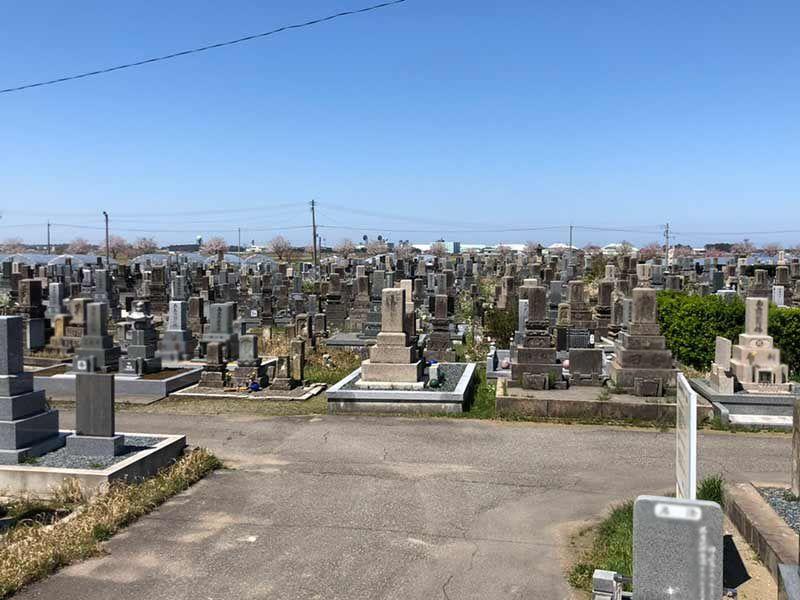 小松市営墓地_11229