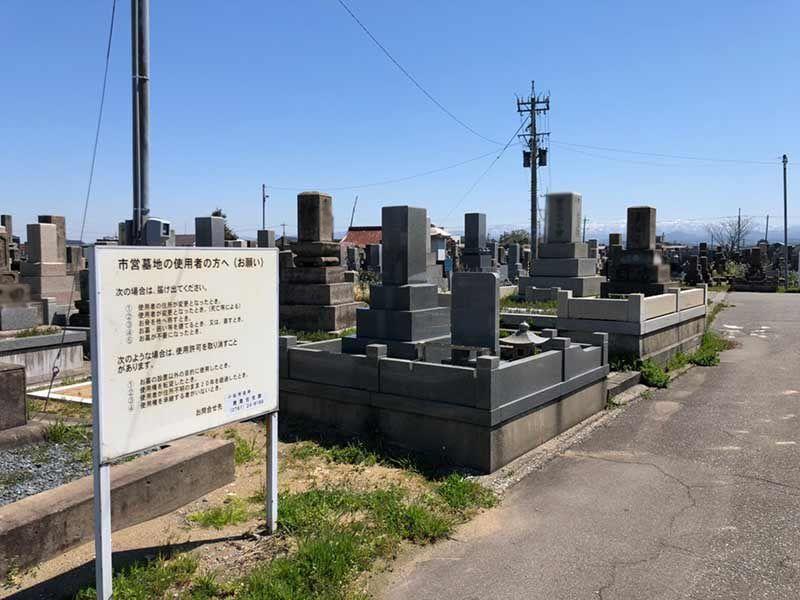 小松市営墓地_11238