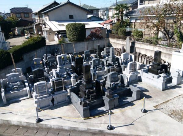 東貝沢共同墓地_11595
