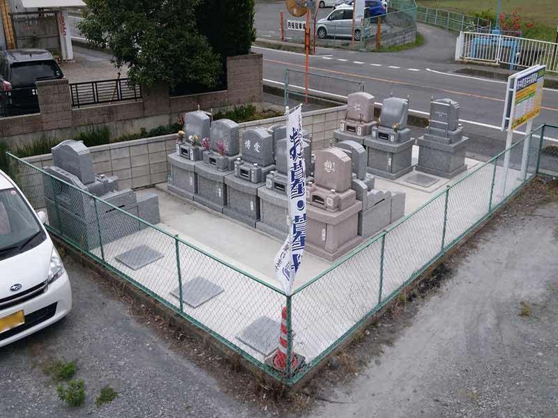 矢中吉井共同墓地_11624