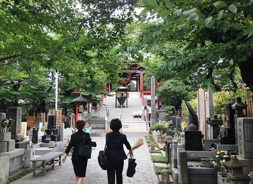 本郷さくら霊園5