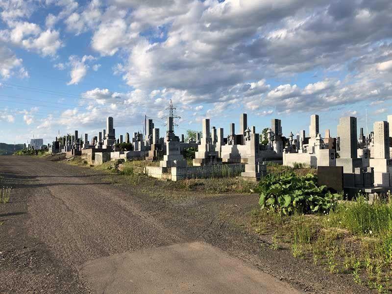 北見市立北光墓地_11760