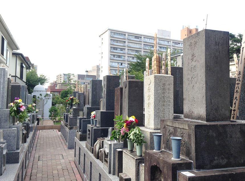 本郷赤門前霊園12