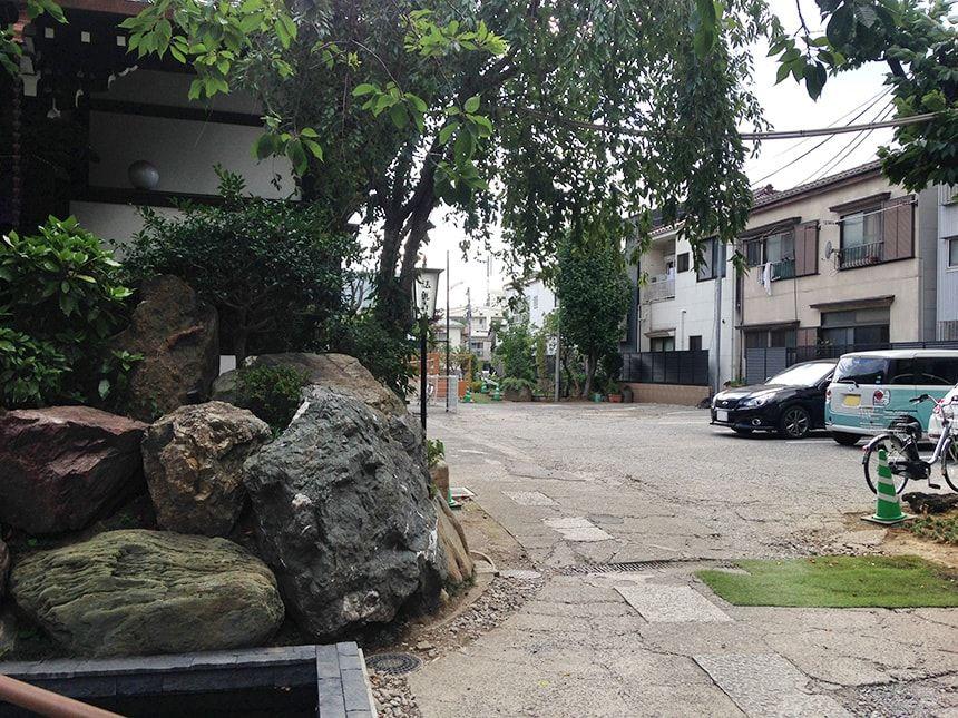 本郷赤門前霊園14