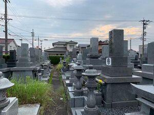 射水市営 大島墓地_12542