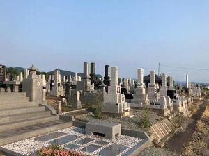 士別市営 武徳墓地_12569