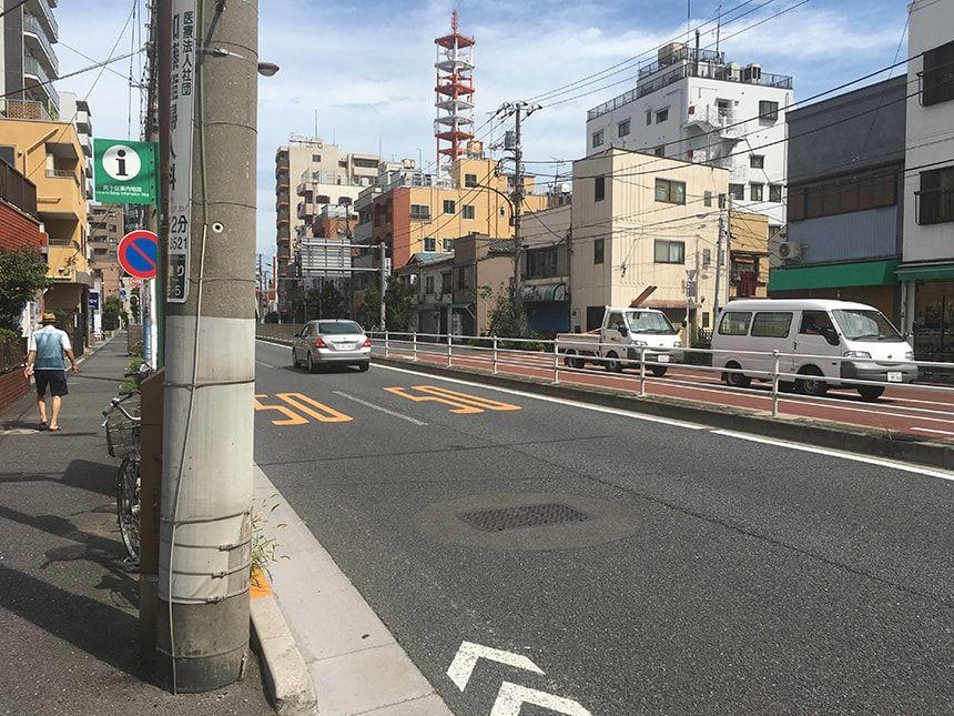 隅田川せせらぎ霊園