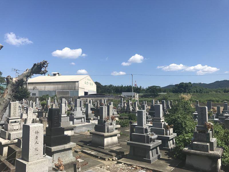 徳島市営 不動中須墓地_12971