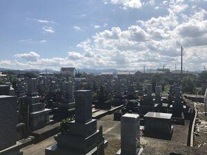 徳島市営 不動中須墓地_12973