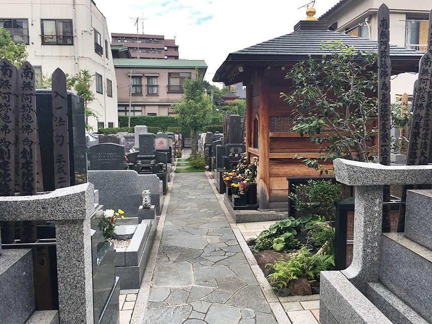 御田いずみ霊園2
