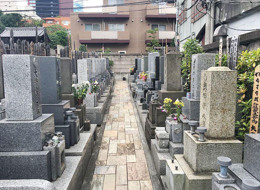 御田いずみ霊園3