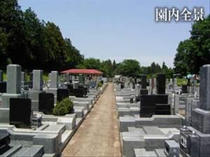 武蔵ヶ丘霊園_13161