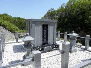 そよかぜ霊園の永代供養墓