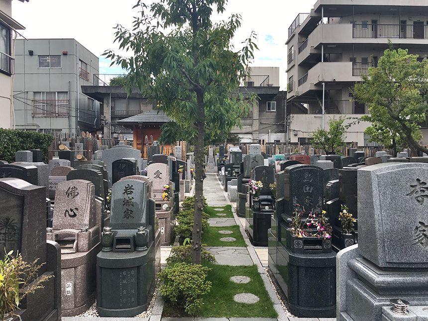 御田いずみ霊園13