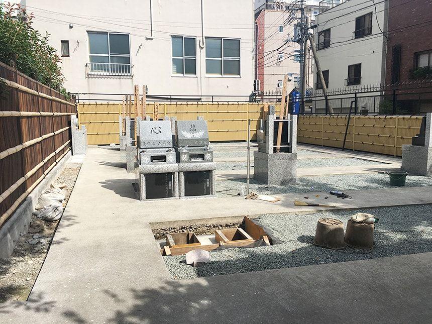隅田川せせらぎ霊園2