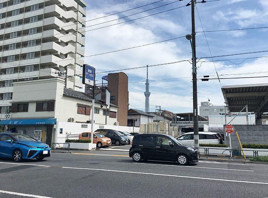 隅田川せせらぎ霊園7