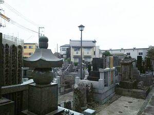 瑞江樹木葬 緑風苑_13468
