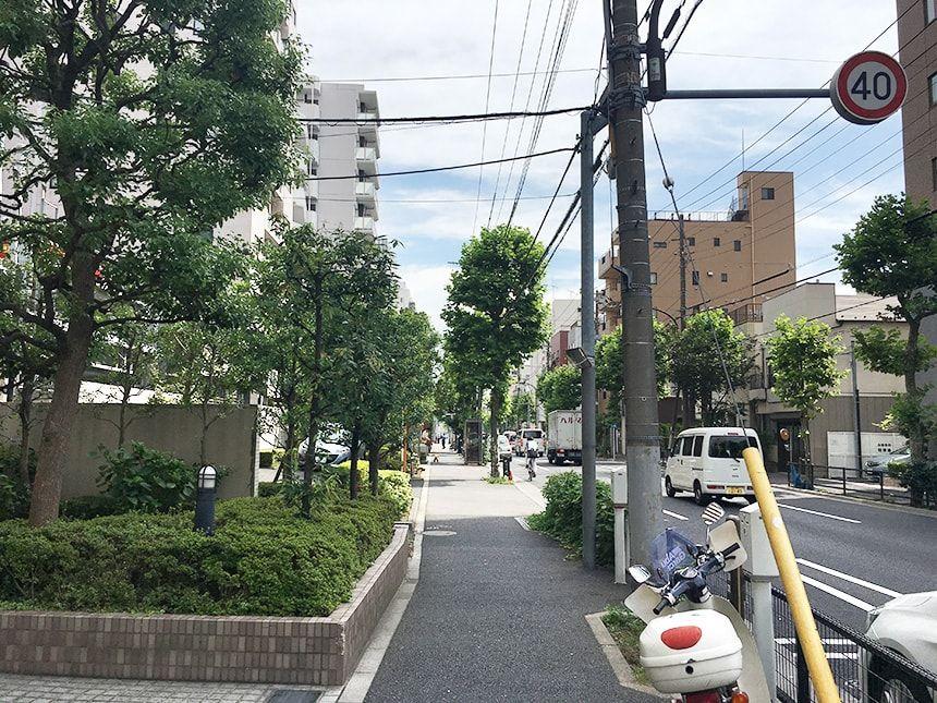 隅田川せせらぎ霊園9