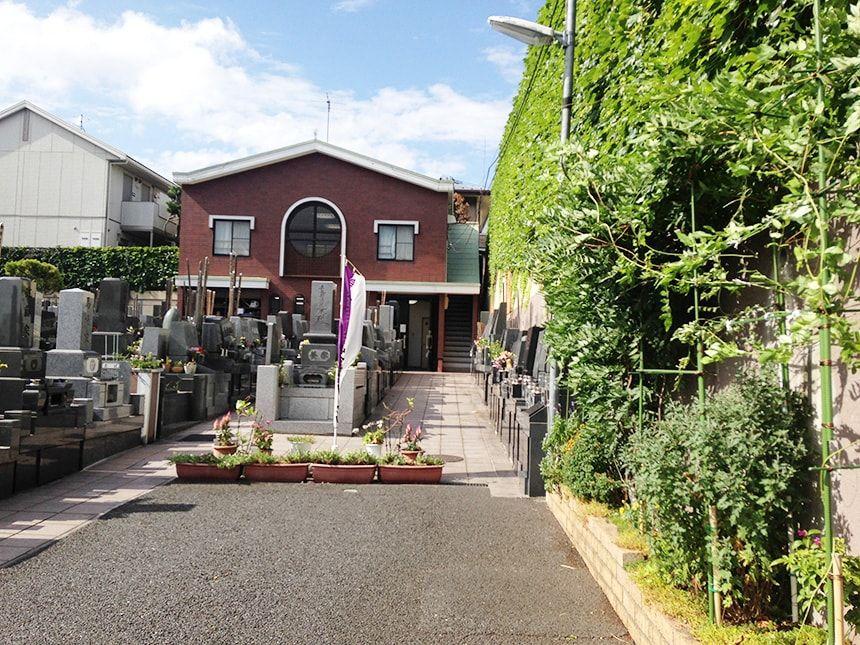 れんげ山霊園6