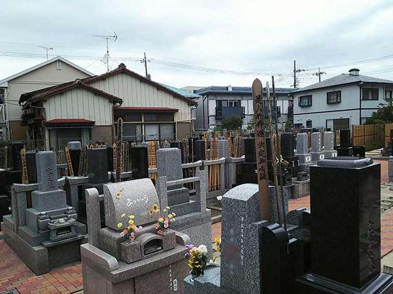 江戸川つつじの郷樹木葬墓地_13622