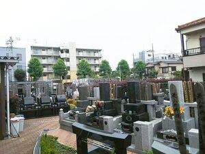 江戸川つつじの郷樹木葬墓地_13625