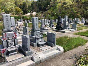 鉾ヶ崎墓地公園 しらゆりの杜_13801