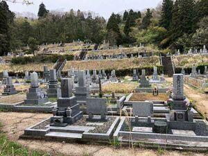 福井市営 東山墓地公園_13813