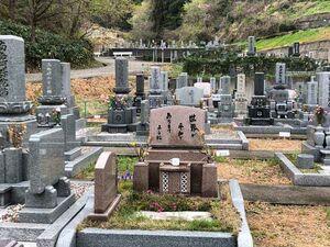 福井市営 東山墓地公園_13817