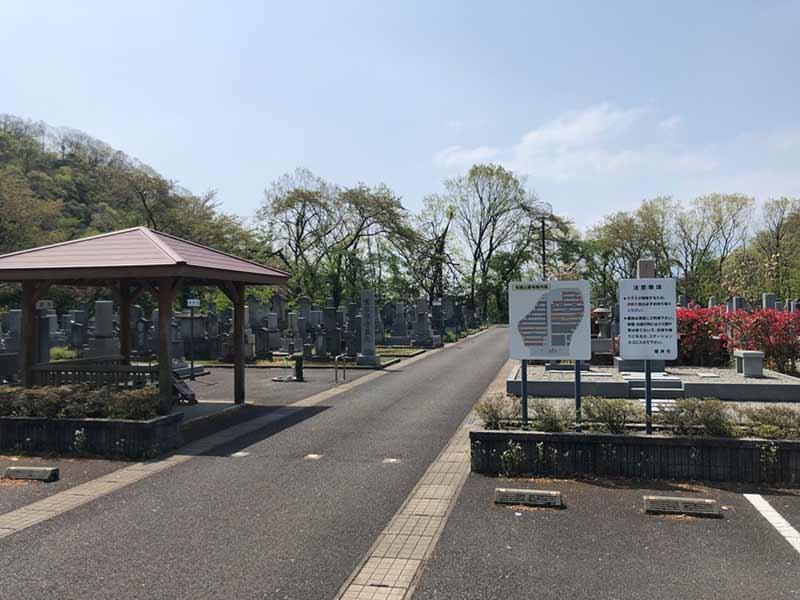 福井市営 兎越山墓地公園_13855