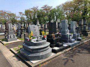 福井市営 兎越山墓地公園_13856
