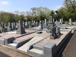 福井市営 兎越山墓地公園_13857