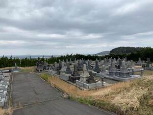 七尾市営 墓地公園_13936