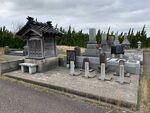 七尾市営 墓地公園_13939